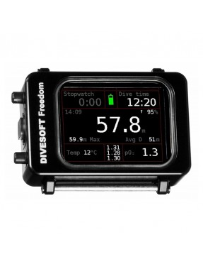 DIVESOFT FREEDOM ADVANCED BOTTOM TIMER