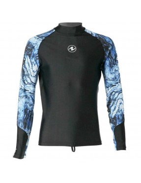AQUALUNG RASH GUARD MAN