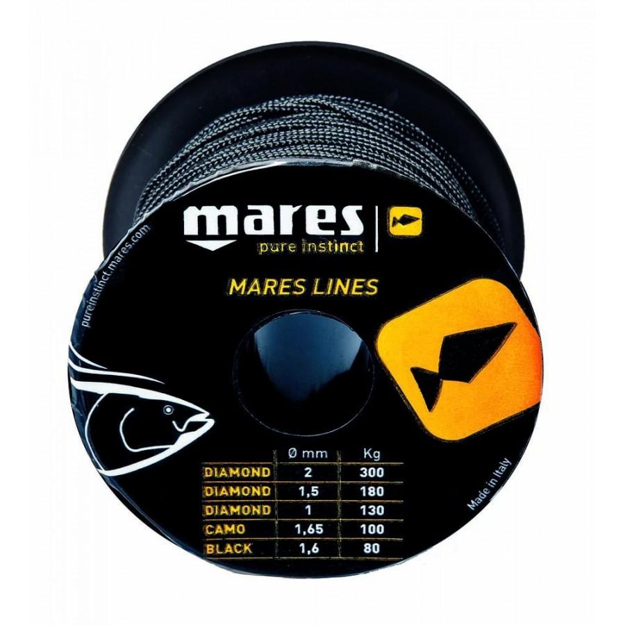 MARES BLACK LINE