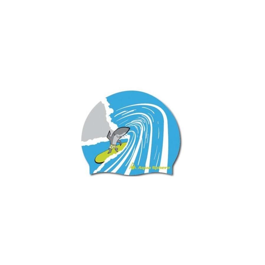 AQUASPHERE CUFFIA SURF SHARK